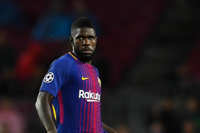 | Happy birthday to Samuel Umtiti and Thomas Vermaelen.