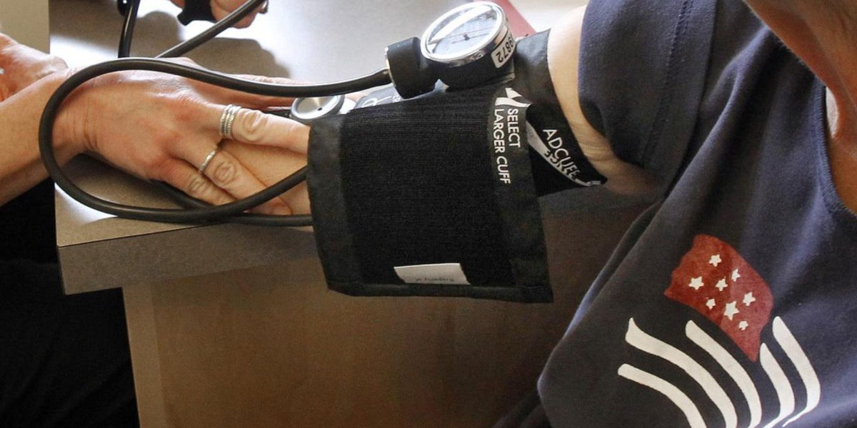 Half of adults have high blood pressure in new standard