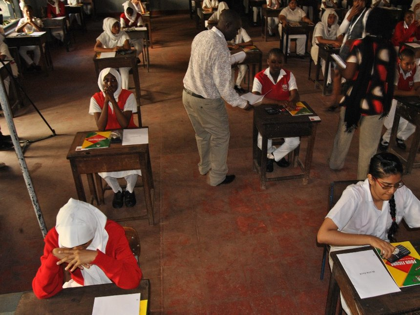 Two arrested with KCSE materials in Bamburi, Malindi