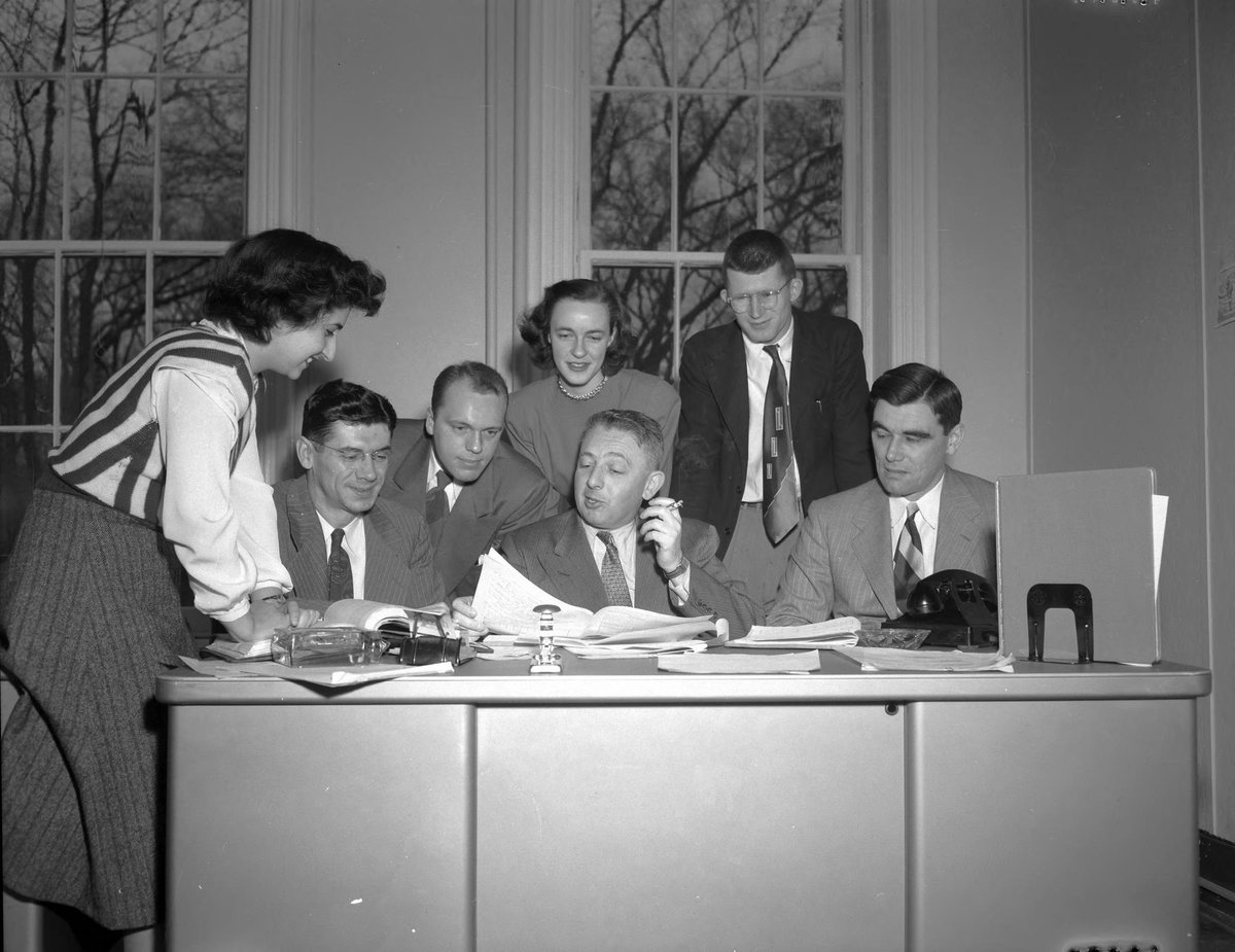 .@umisr, one of world's largest and oldest academic survey organizations, was founded in 1949. #UMich200 https://t.co/PnFh57efxd