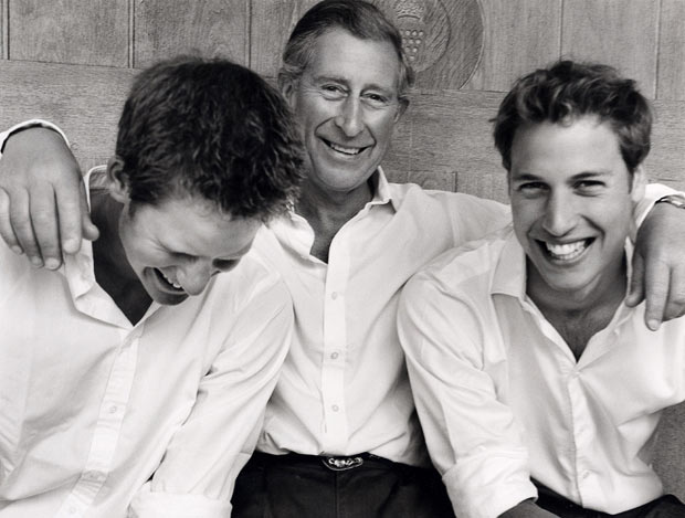Happy 69th Birthday HRH Prince Charles!