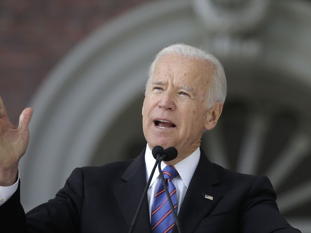 Barack Obama urged me not to run for president, says former VP Joe Biden