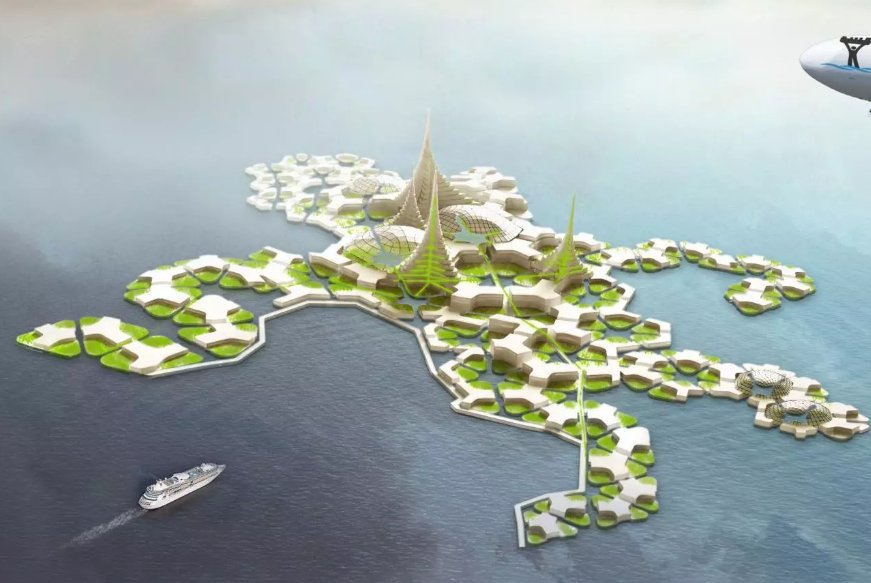Incredible images reveal the world's first floating city https://t.co/DCiHKCtOdi https://t.co/XZoN6ojr7J