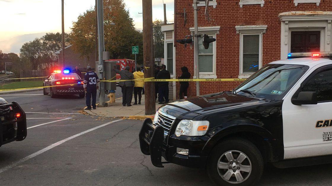 Harrisburg man charged in Carlisle homicide