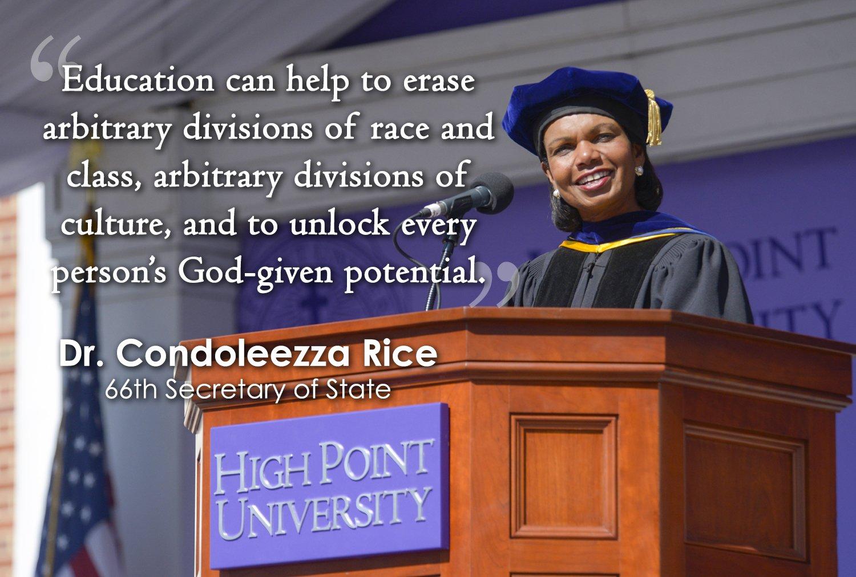 HAPPY BIRTHDAY Madam Secretary Condoleezza Rice.