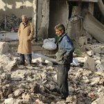 Death toll from airstrikes on market in Syria climbs to 61