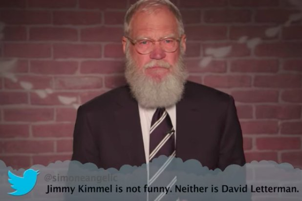 Happy 50th, Jimmy Kimmel! Here Are Famous Friends Reading Mean messages About You (Video)