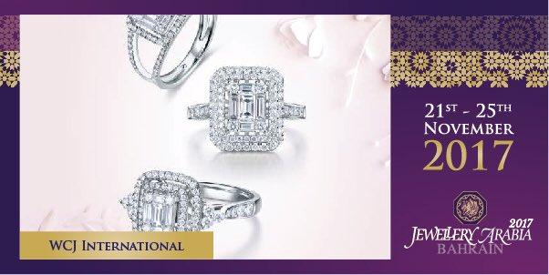 test Twitter Media - WCJ marks its signature experience in diamond and South Sea Pearl jewellery with three main core series: Ladies Series, Men Series and Engagement Series💍 #wcjinternational #jewelleryarabia2017 #elegant #beautiful #classy https://t.co/Xzk64Xs8RI