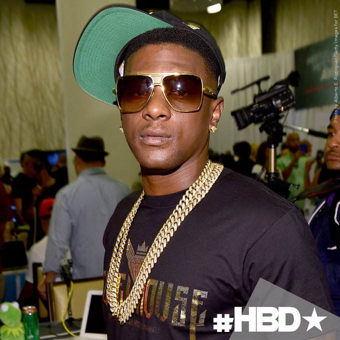 Happy birthday, What\s your favorite Lil Boosie classic?