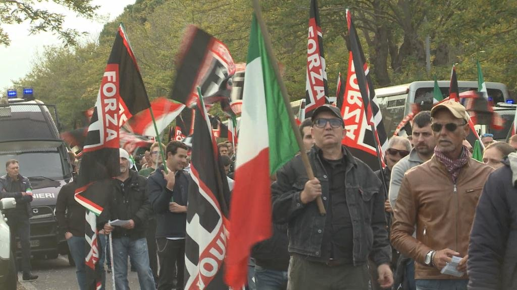 FOCUS - Video: Is Italy seeing a resurgence of fascism?