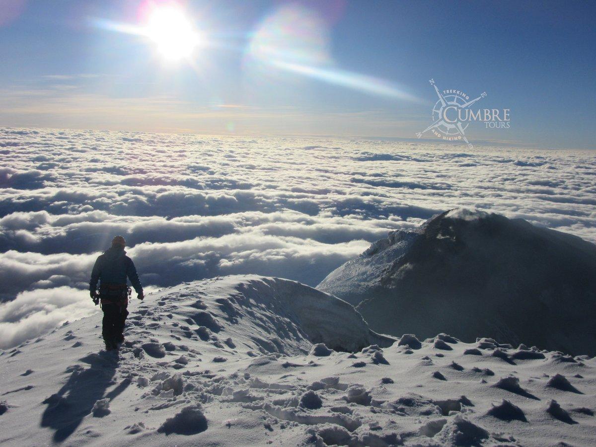 test Twitter Media - No conquistamos una montaña, nos conquistamos a nosotros mismos--Autor desconocido. Foto @karlmtb Cotopaxi 5897m. Próxima salida 25-26 Noviembre junto a @TatooAdventureG  Adventure Summits. ¡Vamos! https://t.co/52BKO5ZeRK