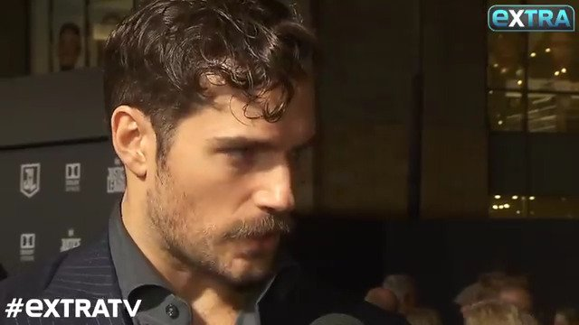 Henry Cavill dishes on working with Tom Cruise in #MissionImpossible 6! https://t.co/SYi0q1h8Py https://t.co/Dw56FLsFdO