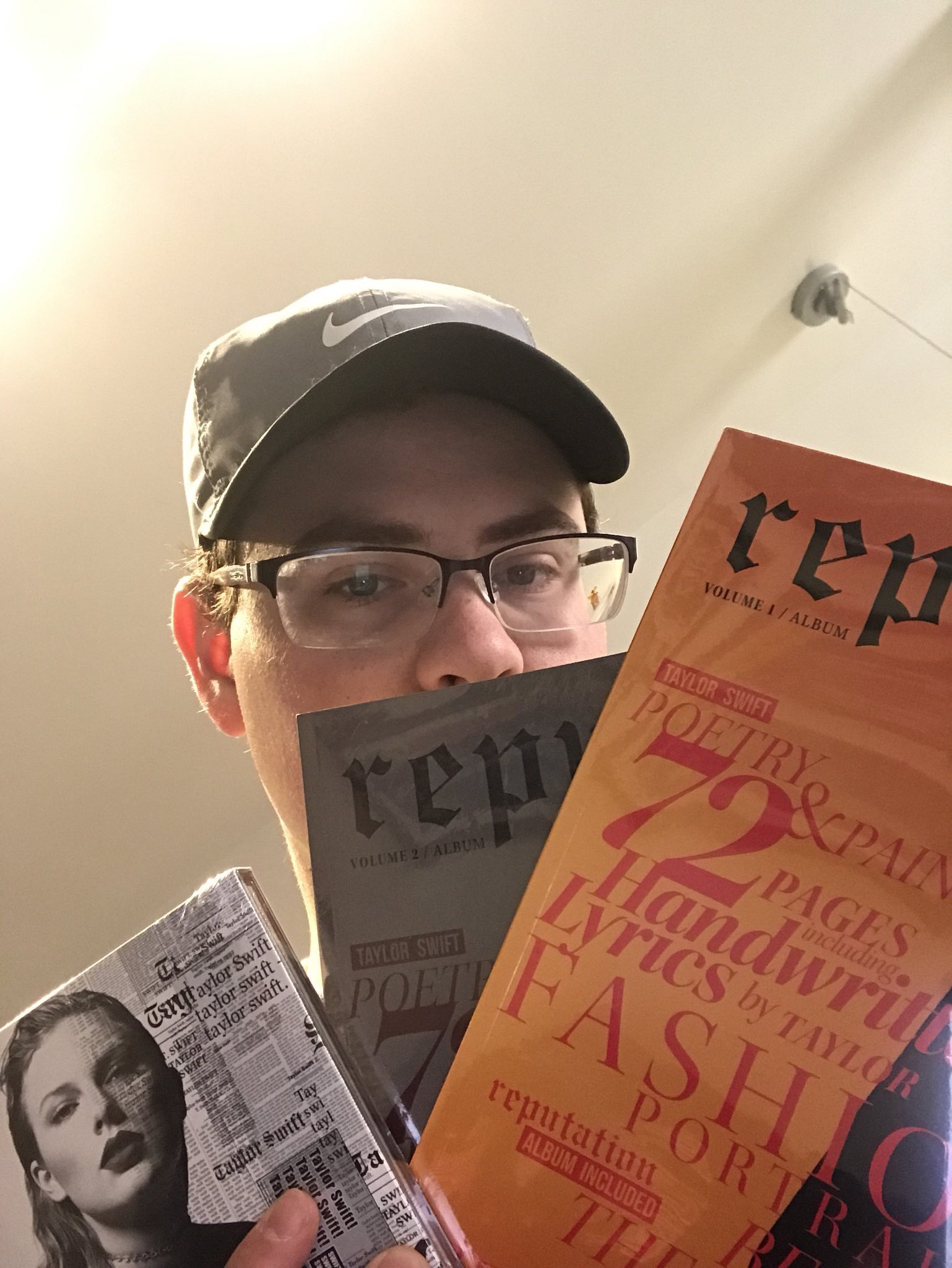 #reputaylurking #reputation ❤️ https://t.co/2OV2DvvIyN