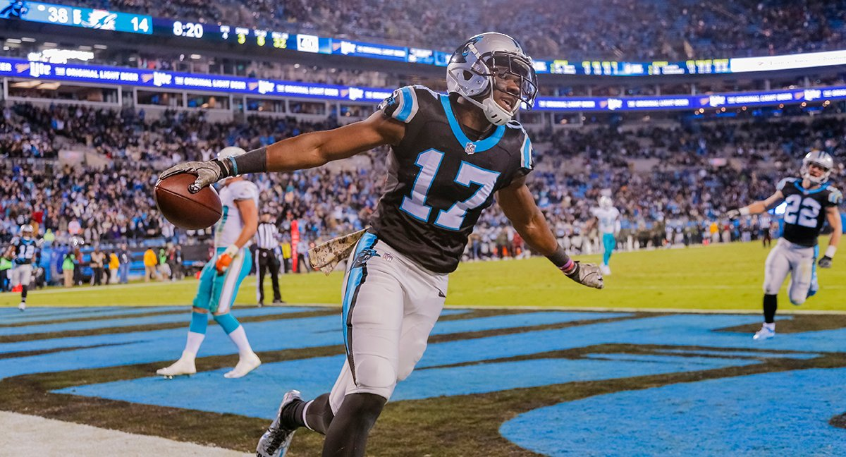 The Panthers had A LOT of fun Monday night.  Relive it with 'From the Field' | Watch: https://t.co/OwTJdyVOmc https://t.co/u6FiwnddKt