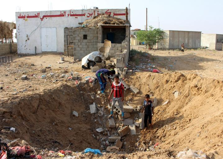 The U.S. has helped Saudi Arabia bomb Yemen for almost three years. Congress just noticed: https://t.co/9QuNvjnunA https://t.co/9iE2luPfMY