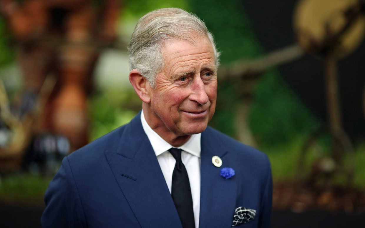 Happy Birthday, Prince Charles!  The Prince of Wales turns 69 today