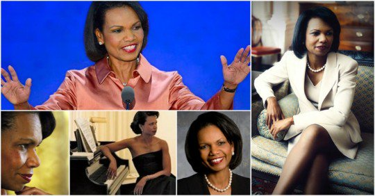 Happy Birthday to Condoleezza Rice (born November 14, 1954)