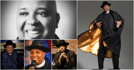 Happy Birthday to Joseph Simmons (born November 14, 1964) (""