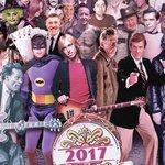 British artist updates Beatles' Sgt Pepper cover featuring 2017's dead celebrities
