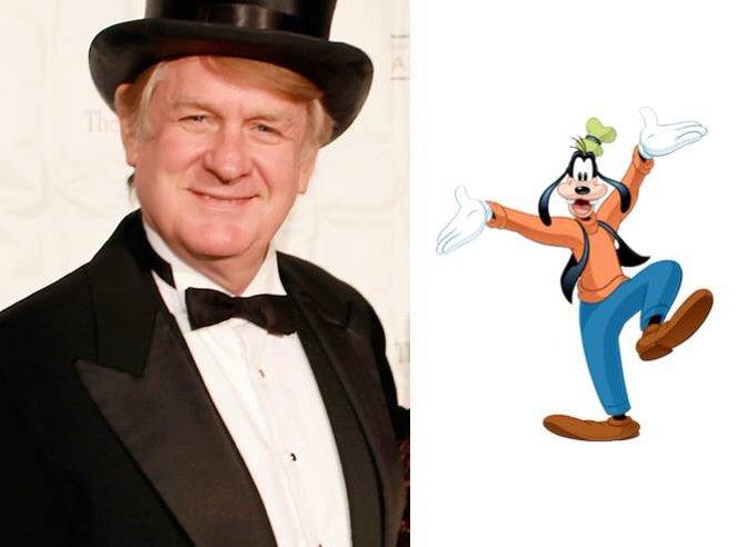Happy 65th Birthday to Bill Farmer! The voice of Goofy.