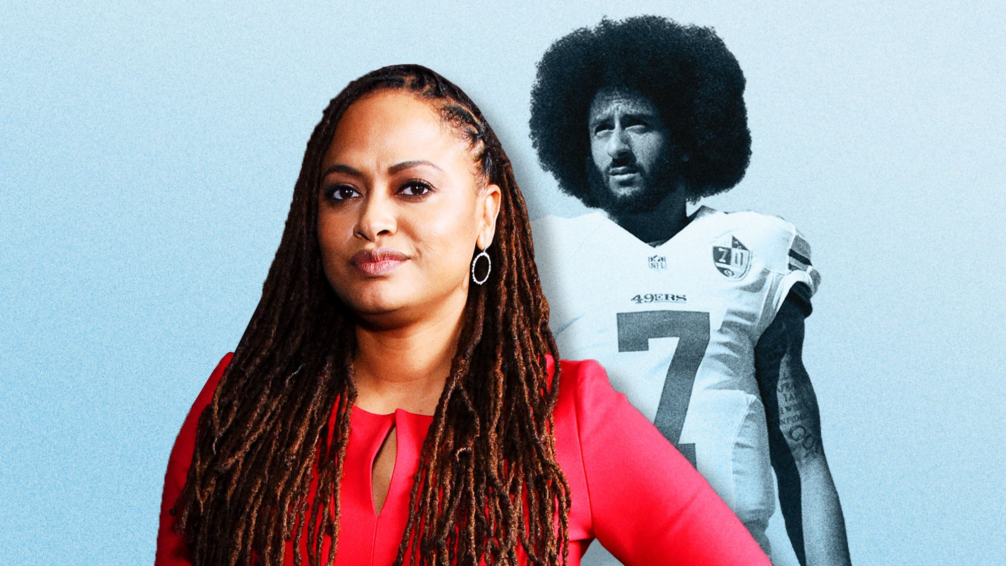 .@Ava on @Kaepernick7: 'His legacy will be one that we talk about for many years' https://t.co/07F4LyKNCj https://t.co/TH8brwEDTM