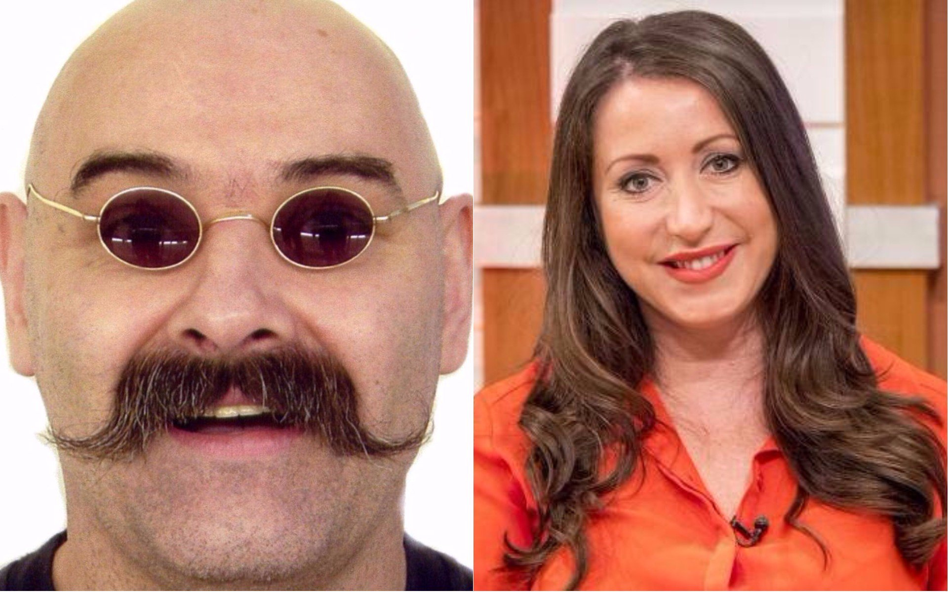 Charles Bronson marries younger actress in a bizarre prison ceremony today https://t.co/QNRKeI1L17 https://t.co/WLLf5MseE7