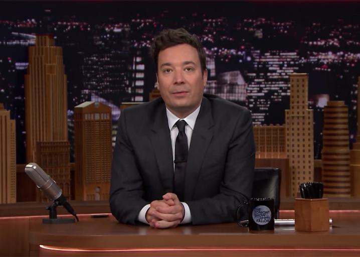 Watch Jimmy Fallon's teary-eyed tribute to his late mother: https://t.co/66OQmEGzw1 https://t.co/FoqFDeJpNQ