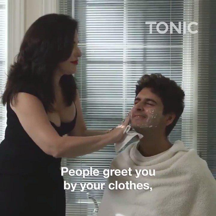 We tried out a traditional Ukrainian skin care technique: https://t.co/gXxtJ7OR8D https://t.co/IvbY6u0F3b