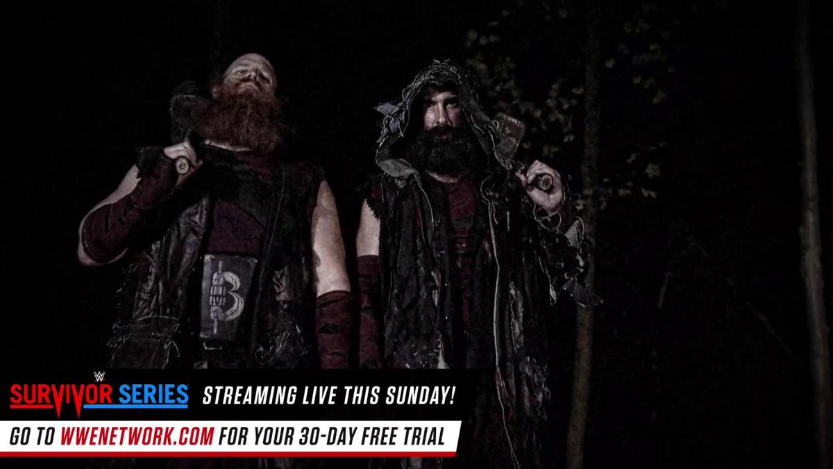 Their mission? To OBLITERATE EVERYTHING!The #BludgeonBrothers arrive on #SDLive NEXT WEEK...