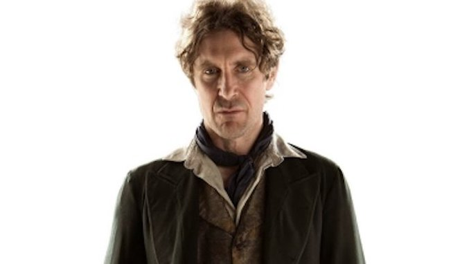 Happy Birthday, Eighth Doctor Paul McGann! - Geek
