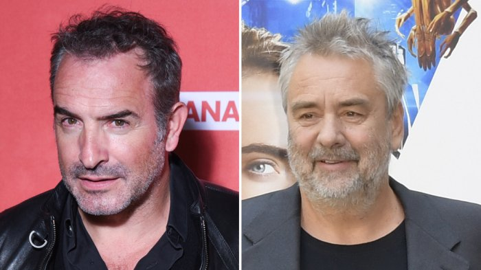 .@JeanDujardinOff and @LucBesson are teaming up for an ABC James Patterson project