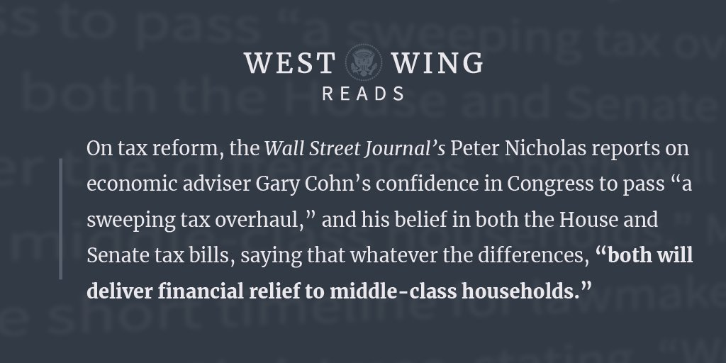 Read what the West Wing Reads: https://t.co/o2EEn1CcWz https://t.co/T30nCbVVjK