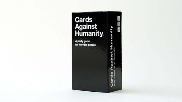 ABC7 cards against humanity