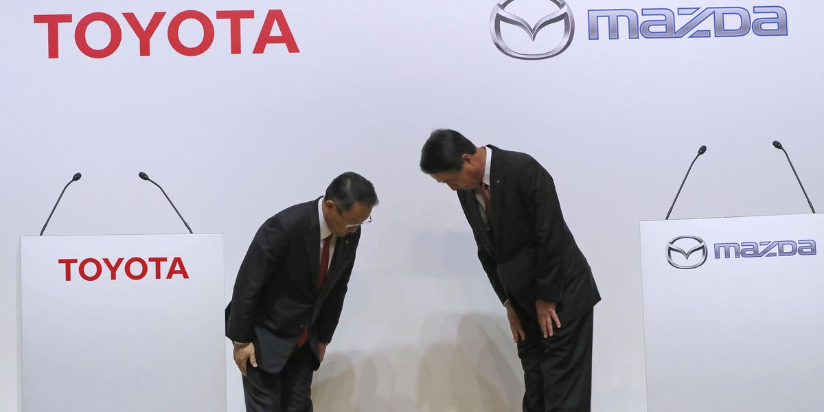 N.C., Ala. reportedly top picks for Toyota, Mazda plant