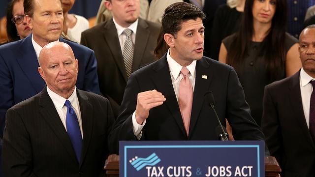 CBO: GOP tax bill could trigger $25 billion in Medicare cuts https://t.co/O3wDZsPome https://t.co/lVpkLsea0u