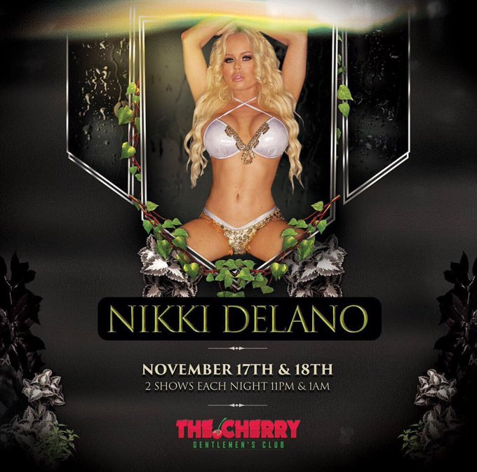 I have 6 more features before the end of the year. Next stop is this upcoming weekend @CherryClubHSV