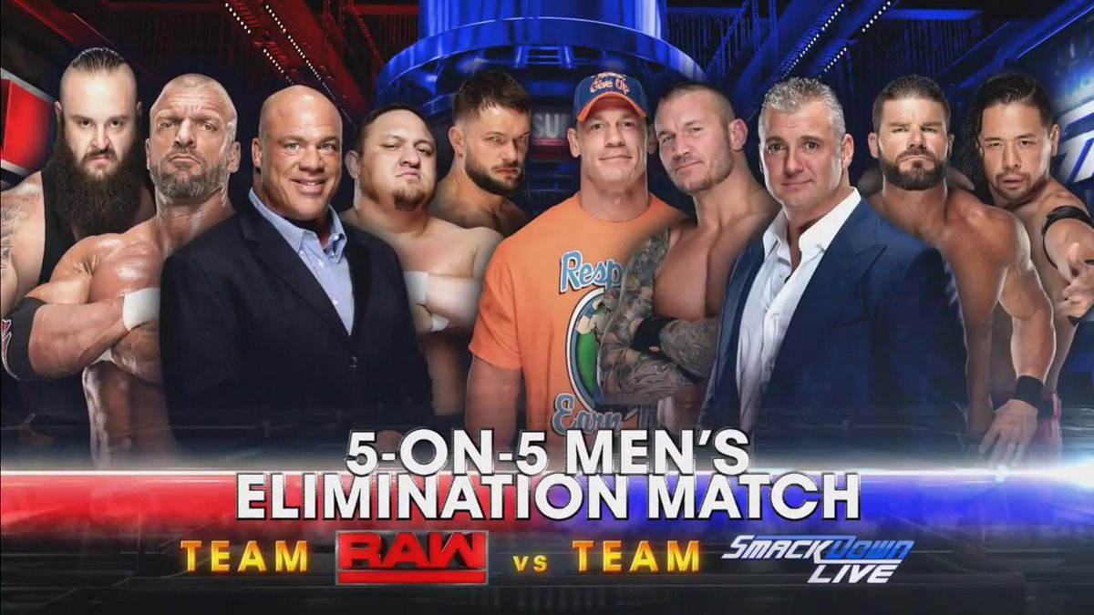 """In the words of Ron Simmons, """"DAMN!""""#SurvivorSeries #SDLive"""