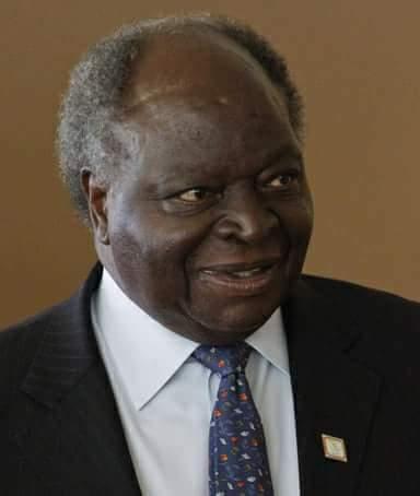 Happy Birthday H.E Mwai Kibaki