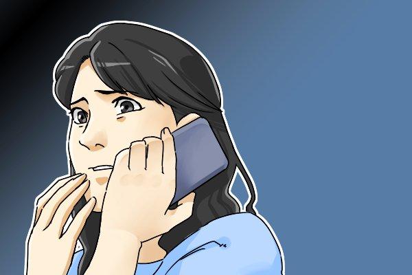電話占い華雲に関するツイートの写真