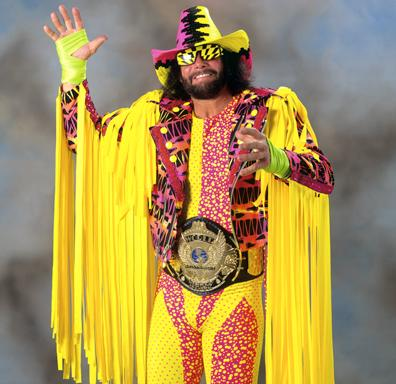 Macho Man would be 65 years old today.  Happy Birthday & R.I.P. Randy Savage.