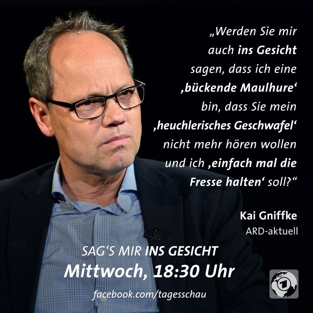 RT @tagesschau: Wir müssen reden. #sagsmirinsgesicht #SMIG https://t.co/2BHIJ8r4jK