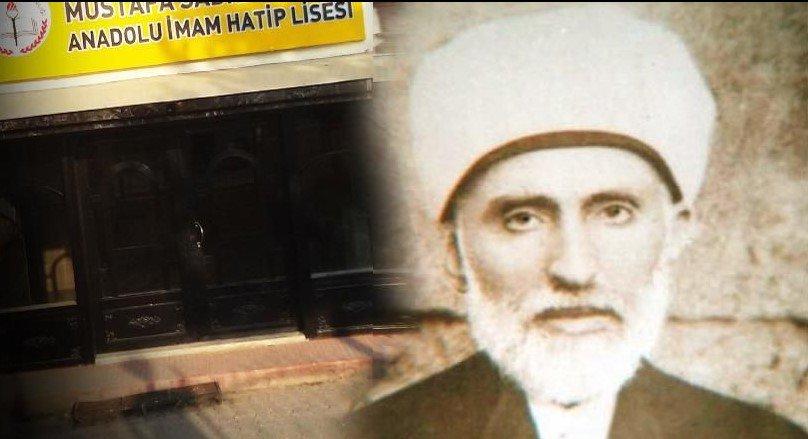 Kavgaları bitmedi... Atatürk için ölüm fetvası çıkaran Şeyhülislamın adını okula verdiler https://t.co/zbARvFMvBP https://t.co/mXUgyH098b