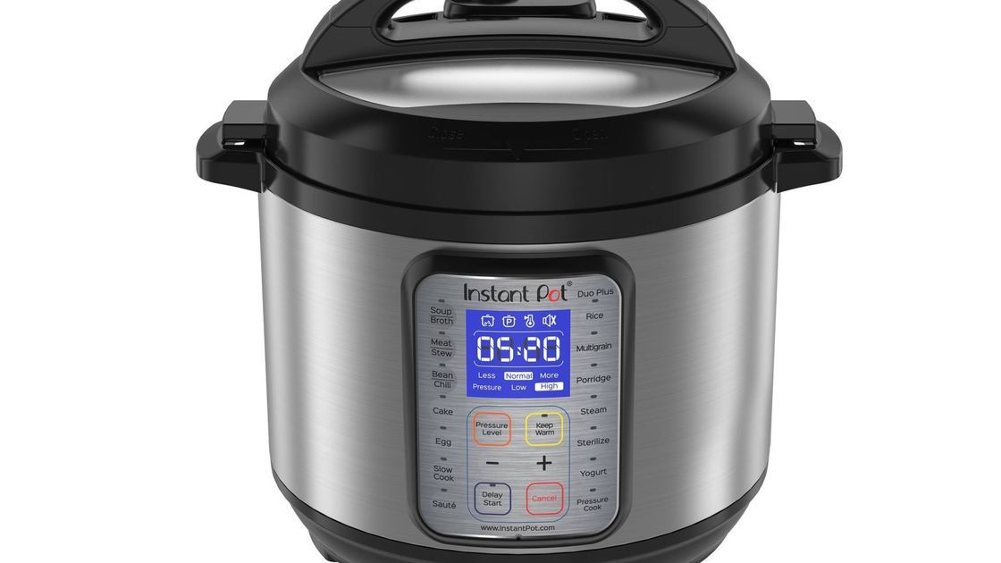 The Instant Pot is the Ultimate Thanksgiving Machine