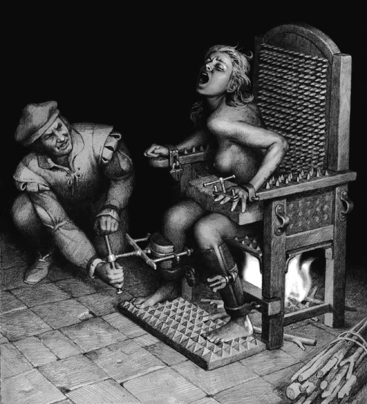 10 of the most brutal torture techniques in the history https://t.co/J468zhGq9e https://t.co/dmmNv9vgkB