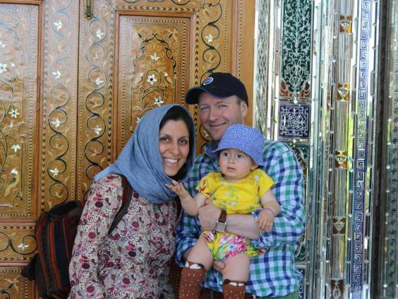 Britain's Johnson to meet husband of aid worker jailed in Iran