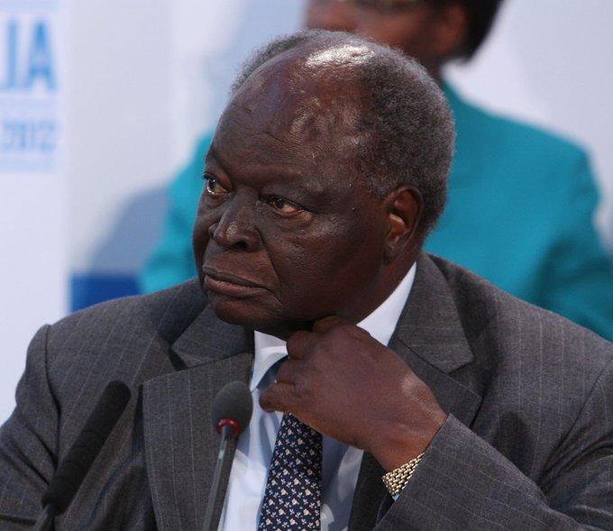 Happy Birthday Mzee Mwai Kibaki