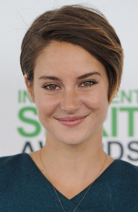 Happy Birthday Shailene Woodley! Amazing actress!