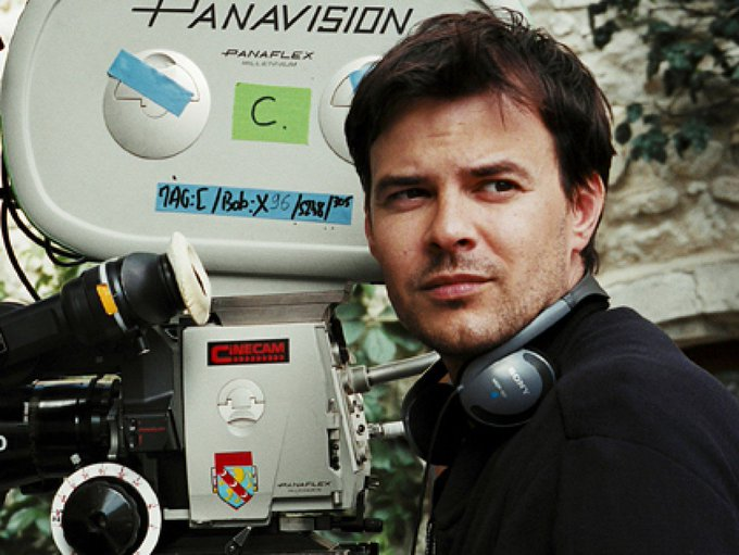Happy 50th birthday to screenwriter/director François Ozon, born in Paris on 11/15/67!