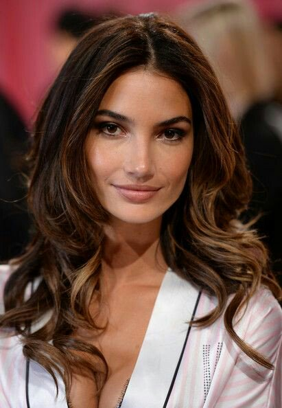 Happy Birthday, VS model Lily Aldridge, born November 15th, 1985, in Santa Monica, California.