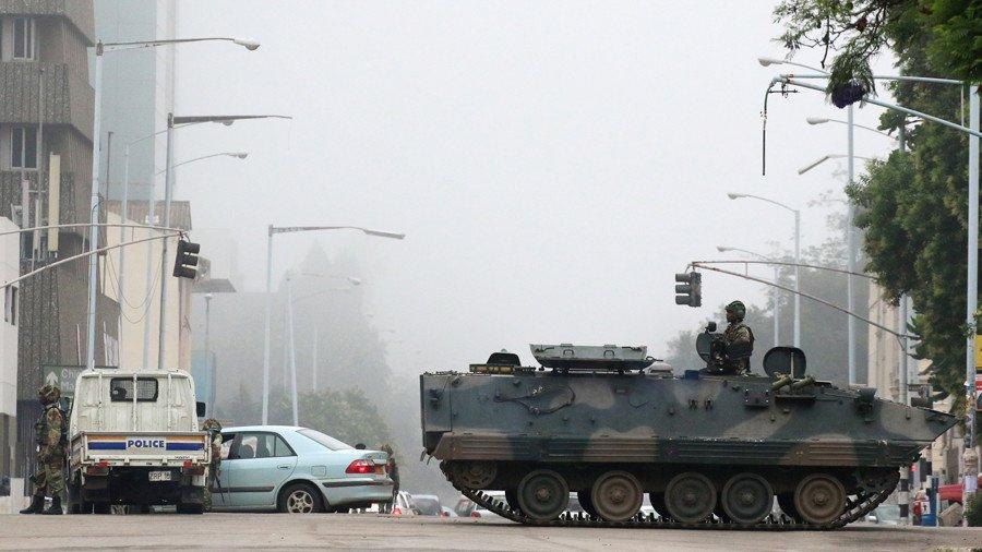 Prime #Zimbabwe investor #China denies involvement in military coup